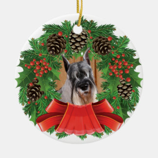 Guirnalda del día de fiesta del navidad del Schnau Ornamento De Reyes Magos