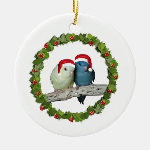 Guirnalda del navidad de Linnie Ornaments Para Arbol De Navidad