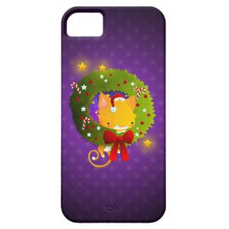 Guirnalda del navidad iPhone 5 Case-Mate cárcasas
