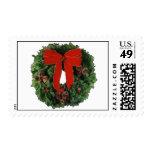 Guirnalda del navidad sellos