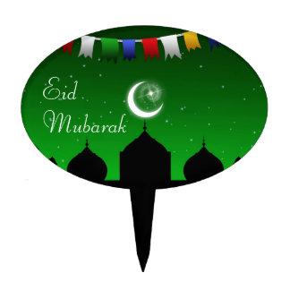 Guirnalda del Ramadán Eid - Cakepick Decoración De Tarta