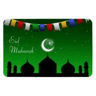 Guirnalda del Ramadán Eid - imán flexible islámico