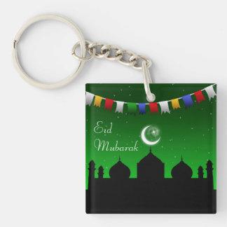 Guirnalda del Ramadán Eid - llavero de acrílico
