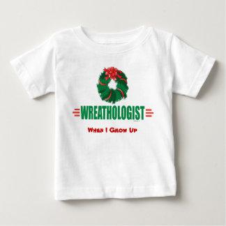 Guirnalda divertida del navidad camisas