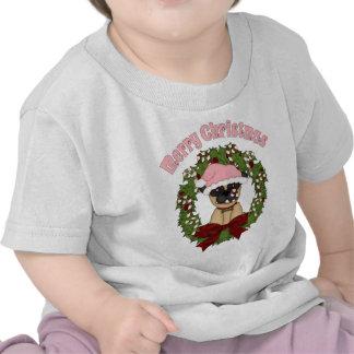Guirnalda dulce estupenda del barro amasado del na camiseta