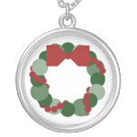 Guirnalda geométrica del navidad joyeria personalizada