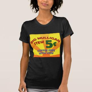 Guisado de Mulligan grande Camisetas