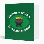 Guisado del Leprechaun de O'Reilly de la abuelita