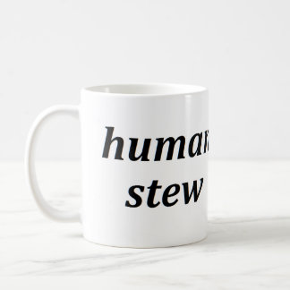 GUISADO HUMANO TAZA DE CAFÉ