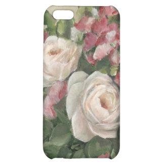 Guisante de olor y ramo color de rosa