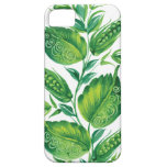 Guisantes iPhone 5 Protector