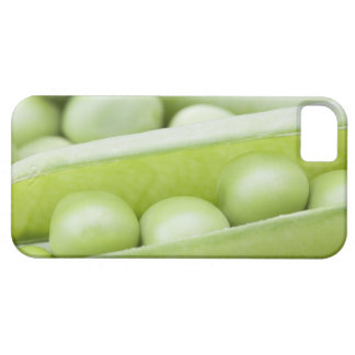 Guisantes orgánicos frescos iPhone 5 Case-Mate coberturas