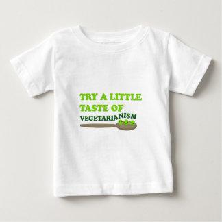 Guisantes vegetarianos camisas