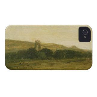 Guisborough Priory, c.1801-02 (oil on canvas) iPhone 4 Case