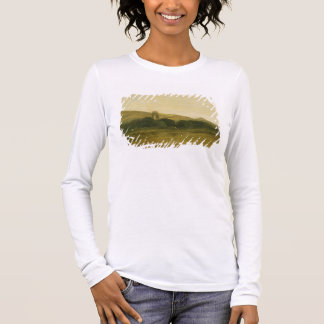 Guisborough Priory, c.1801-02 (oil on canvas) Long Sleeve T-Shirt
