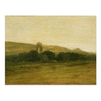 Guisborough Priory, c.1801-02 (oil on canvas) Postcard