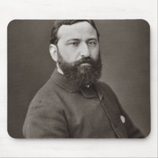 Guiseppe de Nittis (1846-84), from 'Galerie Contem Mouse Pad
