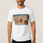 Guiseppe Verdi Aida 1908 Hippodrome T-Shirt