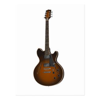 guitar02 postcard