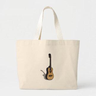 Guitar081210 Bolsa Tela Grande