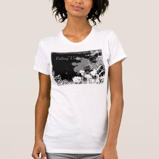 guitar2, el caer falso camisetas
