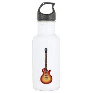 Guitar 18oz Water Bottle