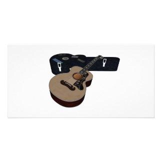 Guitar 1 Announcement Card