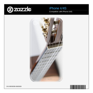 Guitar 2 decals for iPhone 4S