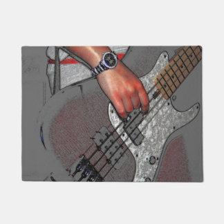 Guitar 2 Doormat
