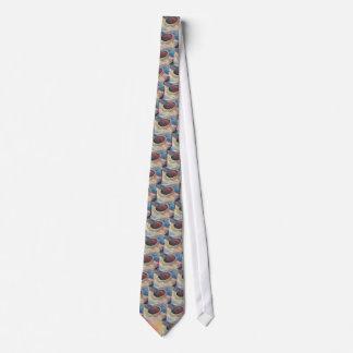 Guitar 2 neck tie