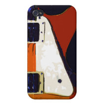 guitar 4 casing cases for iPhone 4