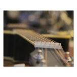 Guitar 8x10 photo print