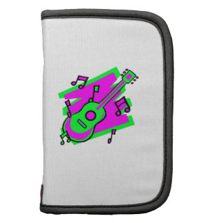 guitar abstract scribble back pink green.png folio planner