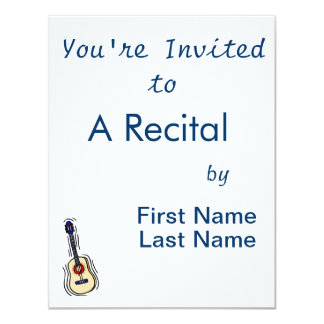 guitar acoustic simple red blue.png card