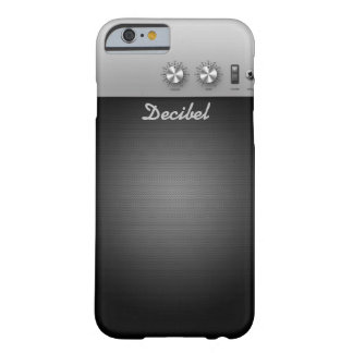 Guitar Amplifier Barely There iPhone 6 Case