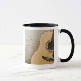 Guitar and Bricks Mug