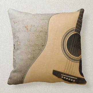 Guitar and Bricks Pillows