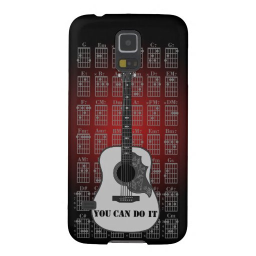 Guitar and chord 06 galaxy s5 cases