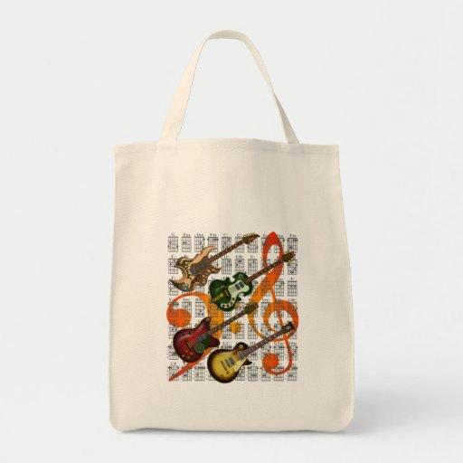 Guitar and Chord 07 Bags