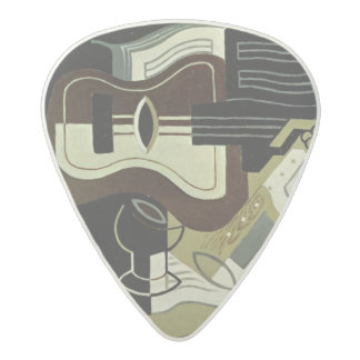 Guitar and Clarinet, 1920 Acetal Guitar Pick