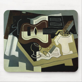 Guitar and Clarinet, 1920 Mouse Pad