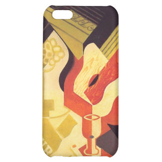 Guitar and Fruit Dish, by Juan Gris iPhone 5C Covers