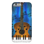 Guitar and Keyboard Music Barely There iPhone 6 Case