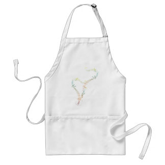 Guitar and Music Notes 5 Adult Apron