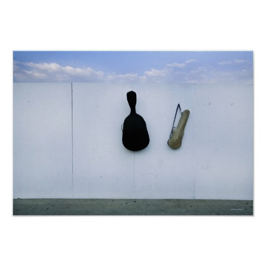 Guitar and Violin Case 2 Poster
