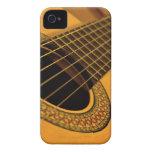guitar art  vo1 iPhone 4 case