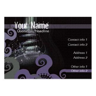 GUITAR artMUSiC Business Card