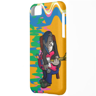 Guitar Attack! Cover For iPhone 5C