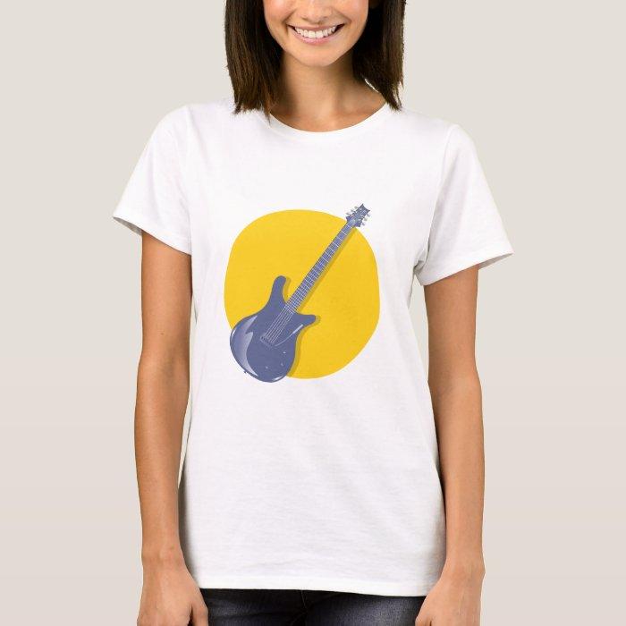Guitar Badge T-Shirt