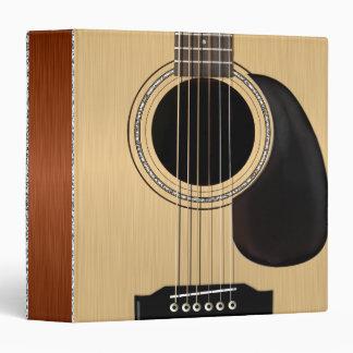 Guitar Binder